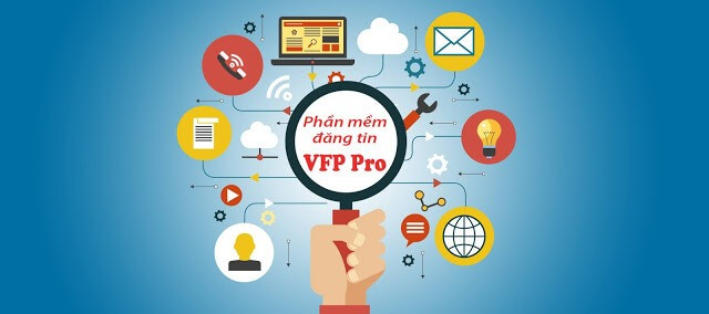 Đăng tin facebook với phần mềm VFP Pro