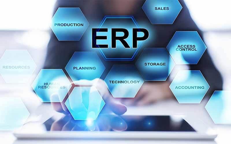 Giải pháp ERP cho doanh nghiệp