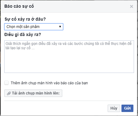 Tổng đài hỗ trợ facebook miễn phí