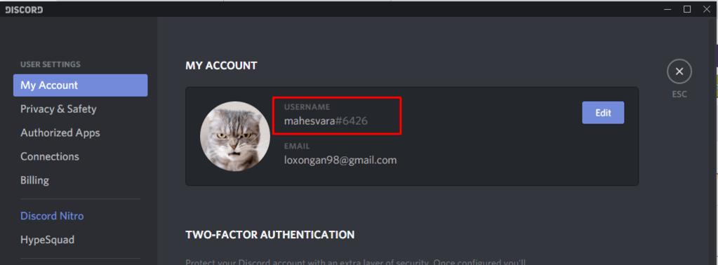 id discord là gì