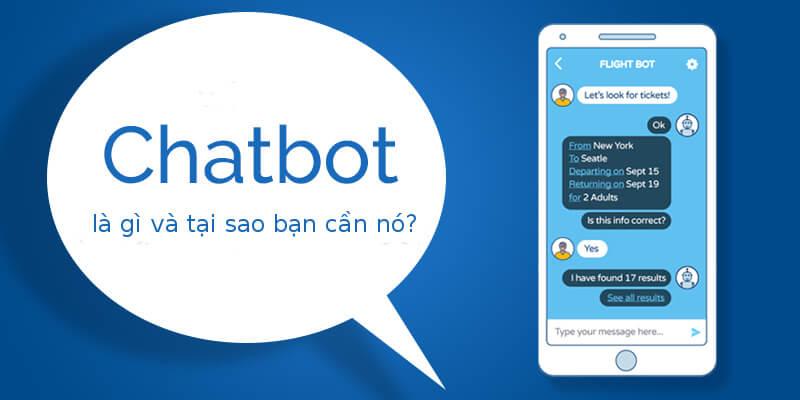 Phân loại chatbot gồm những gì