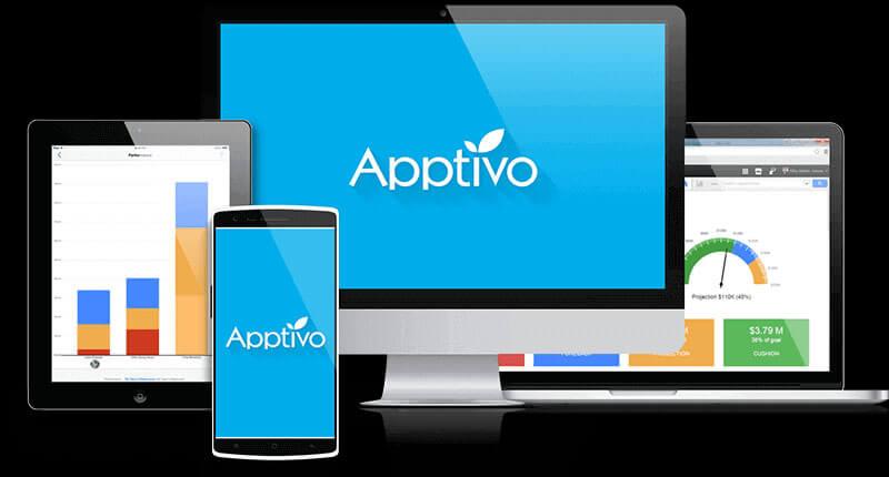 Phần mềm quản lý nhân sự miễn phí Apptivo