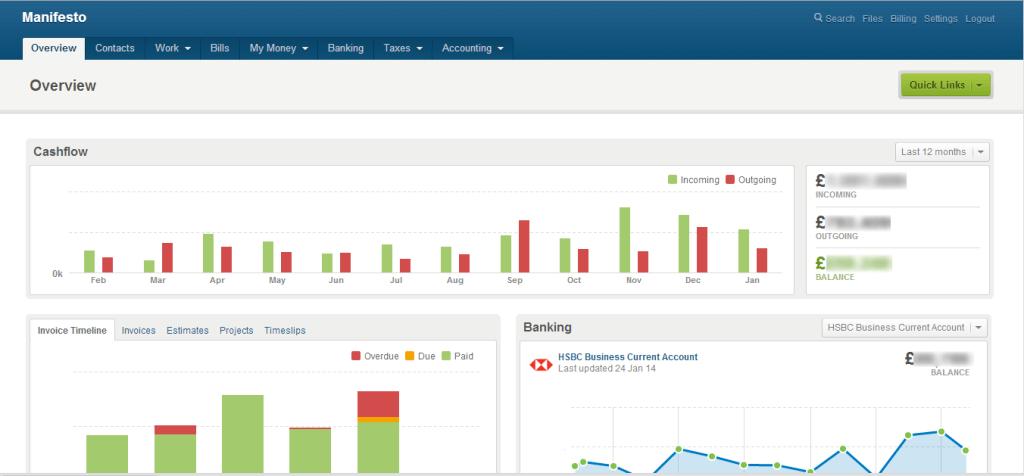Quản trị kế toán bằng phần mềm FreeAgent
