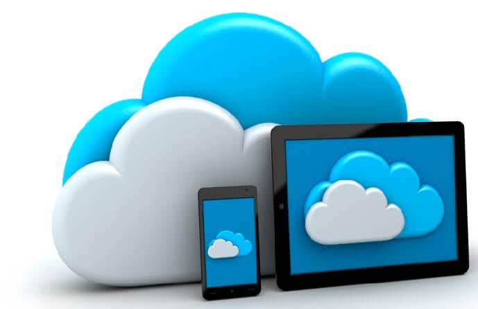 Phần mềm quản lý dữ liệu theo đám mây
