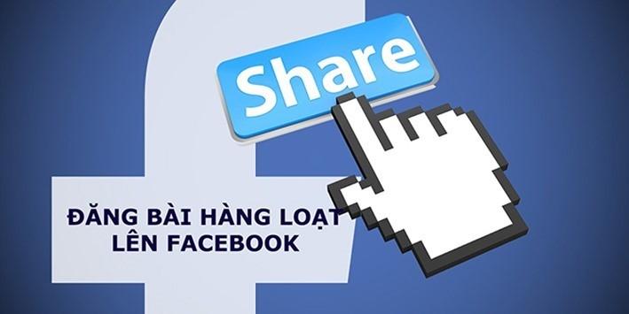 Cách đăng bài lên nhiều nhóm trên facebook