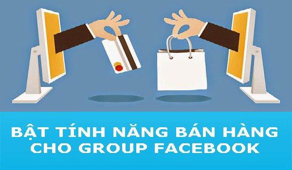 Tính năng bán hàng trên facebook