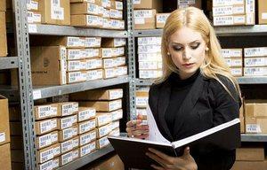 Cách quản lý kho vật tư bằng sổ sách