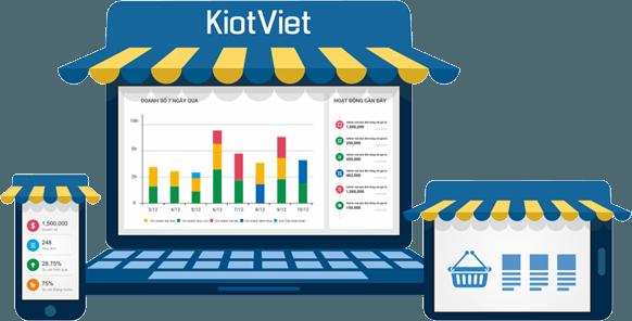 Phần mềm quản lý bán hàng toàn diện KiotViet